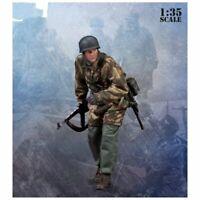 1/35 Resin Figure Model Kit WWII german soldier 1 Figures Unassambled Unpainted