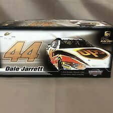 Dale Jarret #44 UPS Nascar Diecast Race Car 1/24 Scale Limited Edition