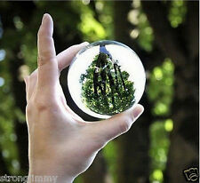 New Arrival Asian Clear Crystal Ball Sphere For Home Decoration 40mm