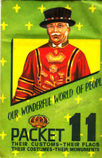 1963 Our Wonderful World of People - Sealed Stamp Pack #11