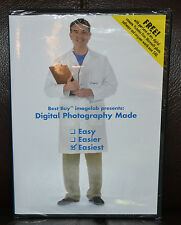BEST BUY Digital Photography Made Easiest CD, Brand !!! NEW, SEALED !!!