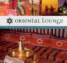 Oriental Lounge - CD - CHILL OUT LOUNGE DOWNTEMPO - TBFWM