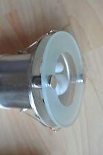 Robus RF1131 13w Satin Nickel Drop Glass Fire Rated Downlight G24Q1 bulb ballast