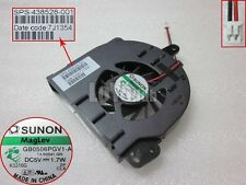 For HP 500 C700 A900 Cooling Fan SUNON GB0506PGV1-A 438528-001 2-Pin Magnetic