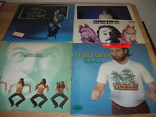 FIVE George Carlin NEAR MINT Toledo Window Box/Occupation Foole/Class Clown/Take
