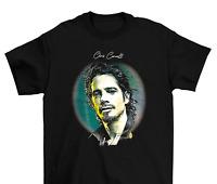Soundgarden Chris Cornell Concert Black Unisex S-234XL T-Shirt V1258