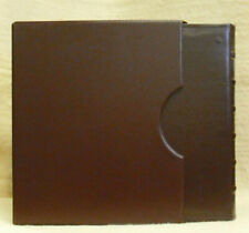 LIGHTHOUSE: COIN SLAB ALBUM + DUST CASE - RED - HOLDS 36 SLABS   LH-SLAB36-RED