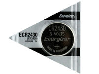 Energizer CR2430 3 Volts Battery CR 2430 Watch Lithium (1 Battery) + Tracking