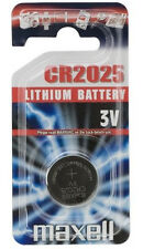 Maxell Battery Lithium Button Cell Type Cr2025