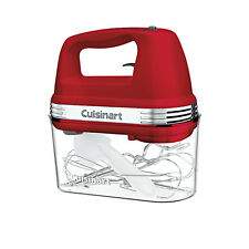 NEW Cuisinart Power Advantage PLUS Hand Mixer Red (RRP $149)