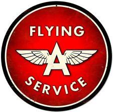 Flying un servizio in acciaio ROTONDI DIAMETRO 360mm segno (PST)