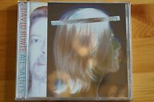 David Bowie All Saints Instrumentals 16 Tracks Jewel Case MINT Disc