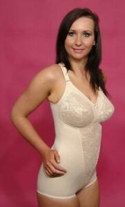 SALE Ladies Berdita Firm Contol Body Shaper Style 96405 Nude 42  44 52