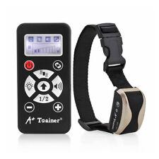 A+Tainer Adiestramiento Collar Entrenamiento para Perro Mascotas/Mando Distancia