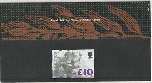 GB 1993. High Value Definitives. Presentation Pack.