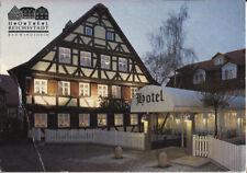 Alte Postkarte - Bad Windsheim - Hotel Reichsstadt