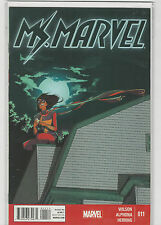 Ms Marvel #11 Marvel Comics 2014 First Print NM