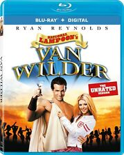 National Lampoon's Van Wilder (Unrated) [Blu-ray] **MINT** CAME OUT 5/1/2018