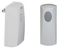 RCWL105A1003/N Plug-in Wireless Doorbell Chime Push Button
