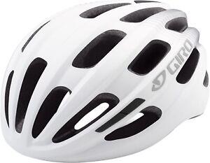 Giro Isode Road Cycling Helmet - White