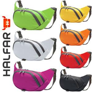 Gürteltasche Waist Bag Halfar Sidebag Hüfttasche Bauchtasche Reisen Travel Sport