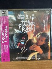 The Fisher King Japanese Import With OBI
