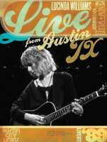 Lucinda Williams - Live From Austin Tx '89 Nuevo DVD