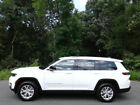 2021 Jeep Grand Cherokee Limited 2021 Limited New 3.6L V6 24V Automatic 4WD SUV