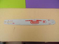 "CHAINSAW 16"" BAR  ECHO HOMELITE 150 250 290 300 340 SUPER EZ XL-76 XL-100"