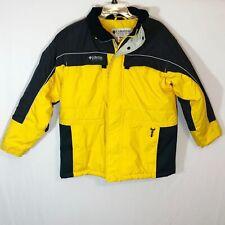 Columbia Sportswear Men's Size 18/20 Tectonite Puffy Nylon Zip Up Jacket