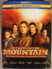 Secrets Of The Mountain (DVD, 2010) Paige Turco/Shawn Christian BRAND NEW!