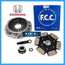 FCC JAPAN COVER+UFC STAGE 3 CLUTCH KIT FOR 2000-2009 HONDA S2000 F20C F22C