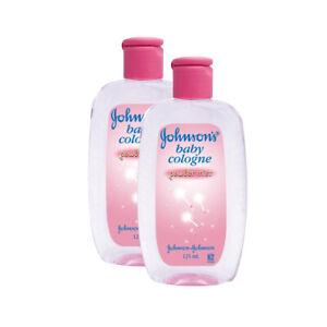 Johnson's Baby Cologne Powdermist 125ml, 6oz- 2 Bottles