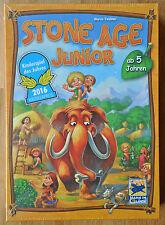 Stone Age Junior Familienspiel Brettspiel Kinder Spiel des Jahres 48258   OVP