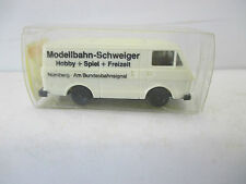 Herpa 1:87 VW LT Modellbahn-Schweiger, Nürnberg. WS6048