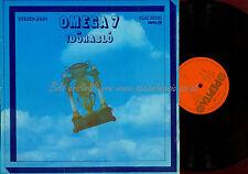 LP--OMEGA 7 IDÖRABLO //HUNGARY