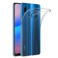 """Etui Coque Gel UltraSlim TPU Clare Silicone Huawei P20 Lite/ Nova 3e 5.84"""""""
