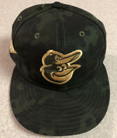 Baltimore Orioles New Era 7 1/8 2019 MLB Armed Forces Day 59FIFTY Fitted Hat