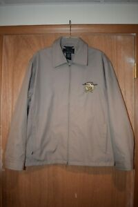 Old Glory Honor Flight Men's Fall Jacket - Adult Large - Made by Page & Tuttle