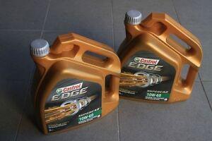 10 Liter Castrol EDGE SAE 10W60 Supercar BMW M M3 M5 M6 Z8 Vollsynthetisch