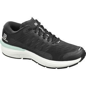 Salomon Mens SONIC 3 Confidence Shoes  - Black