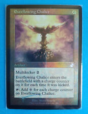 Magic MTG Card EVERFLOWING CHALICE Foil Time Spiral Remastered Rara ENG Mint