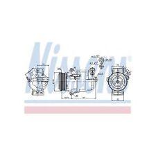Genuine Nissens A/C Air Con Compressor - 89041