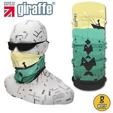 G411 Fishing Multifunctional Headwear Neckwarmer Snood Scarf Bandana Headband