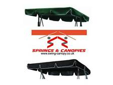 Replacement canopy for Garden Swing, different sizes, styles & colours 1