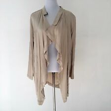 As New TRENERY for Country Road Draped Waterfall Trench Size L