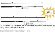 Classic LIGHT SPIN 270 canna da pesca spinning steckrute 270cm 20-60g fiera novità
