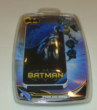 iHip Batman iPhone 5 Cover Earbuds Case Head Phones Bundle Figure DC Comics BNIB