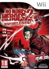 No More Heroes (Nintendo Wii, 2008)