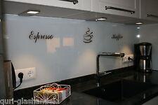 Sicherheitsglas,Küchenrückwand,Spritzschutz,Glaswand,Color ESG